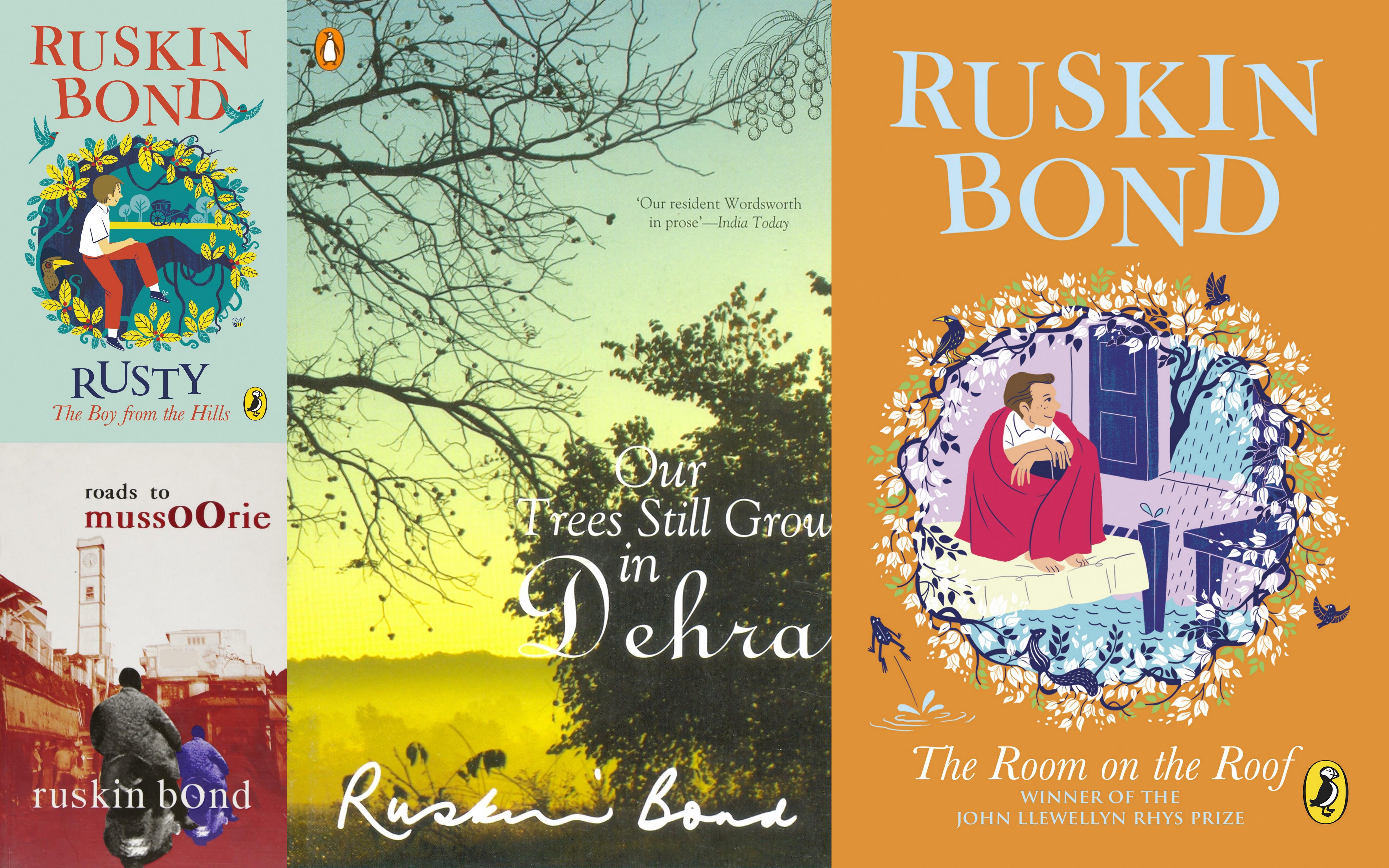 Ruskin Bond Famous Books Guide Tripoto