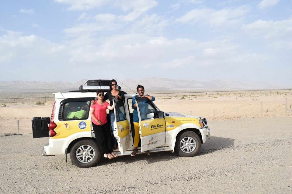Delhi To London By Road - These 3 Women DId It In Just 97 Days