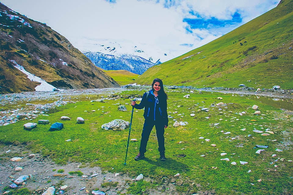 Solo Backpacking In Georgia Caucasus Mountains Tripoto
