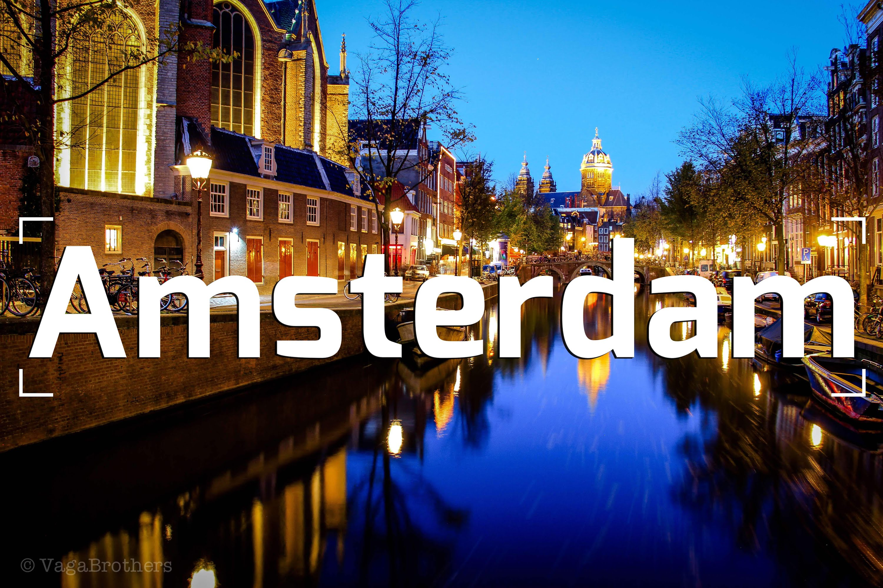 A Never Seen Before Guide To Exploring Amsterdam With Your