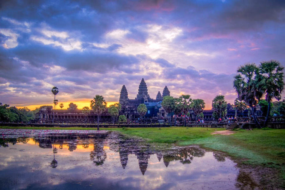 Angkor Wat Did Not Blow My Mind Because These Indian Temples Have My Heart
