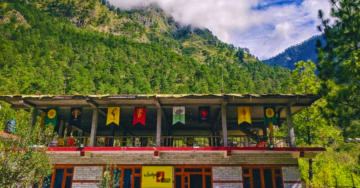 Himachal's Ultimate Hostel Circuit For The Budget Traveller