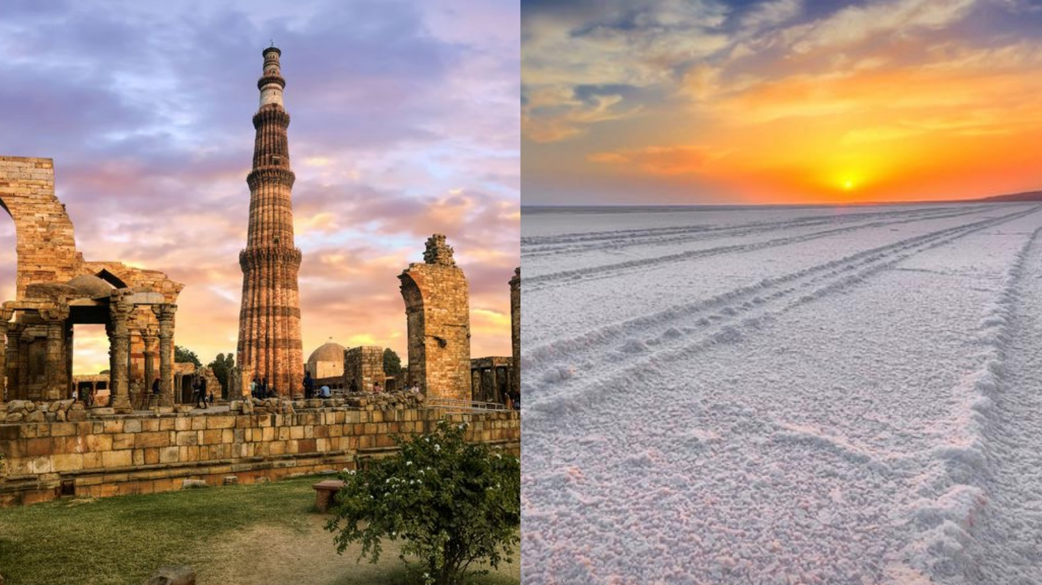 Here's How You Can Take A Road Trip From DELHI To Rann Of Kutch