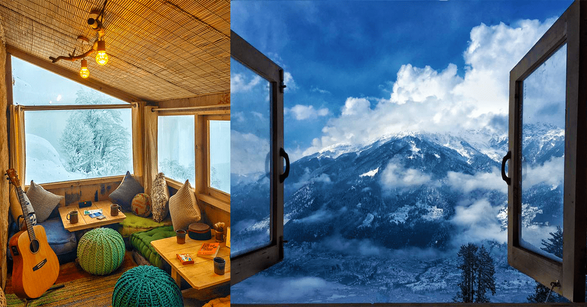 This Resort In Manali Takes Camping To A Whole New Level With Geodesic Domes