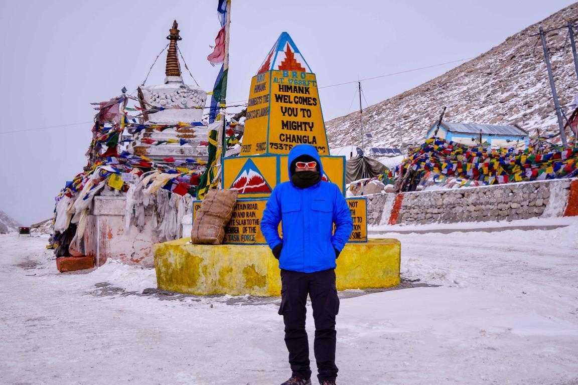 LEH IN WINTER ! An alternate Path to Chadar