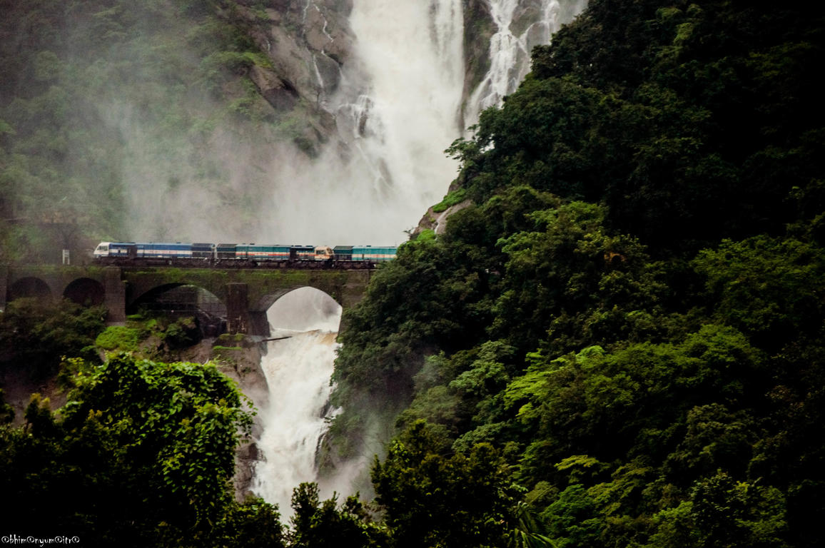 Photo of 8 Mesmerizing Train Journeys in India That Will Leave You Spellbound 1/8 by Disha Kapkoti