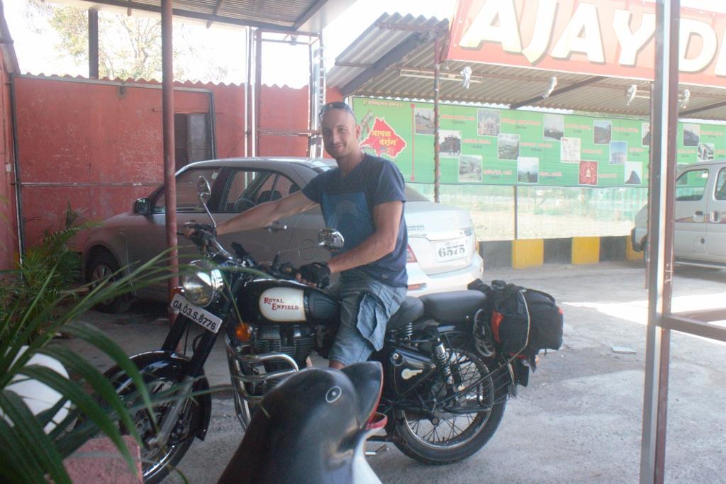 Adventure Ride to Kamshet