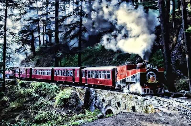 Photo of 8 Mesmerizing Train Journeys in India That Will Leave You Spellbound 2/8 by Disha Kapkoti