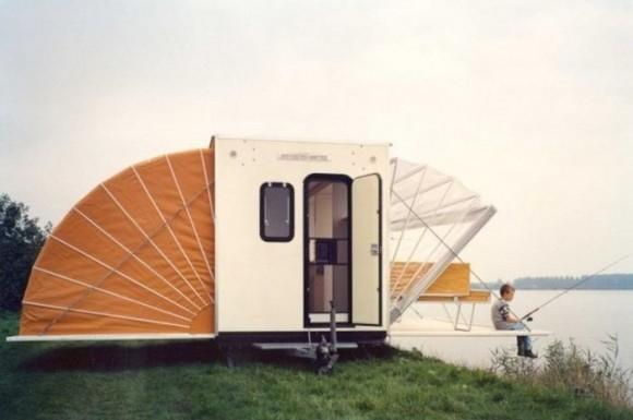 Photo Of 7 Amazing House On Wheels Portable Homes To Hit The Road