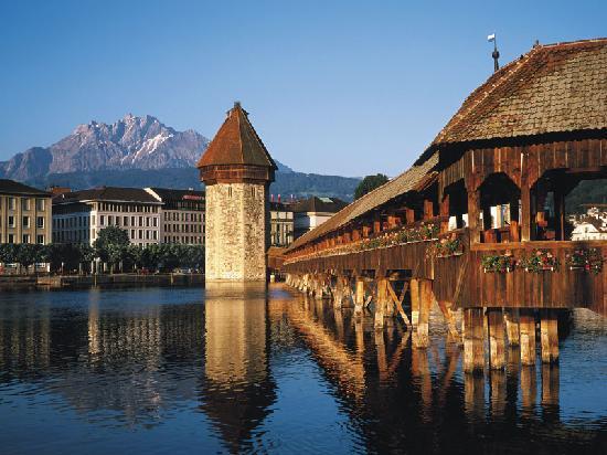 Five beautiful lakes of Europe