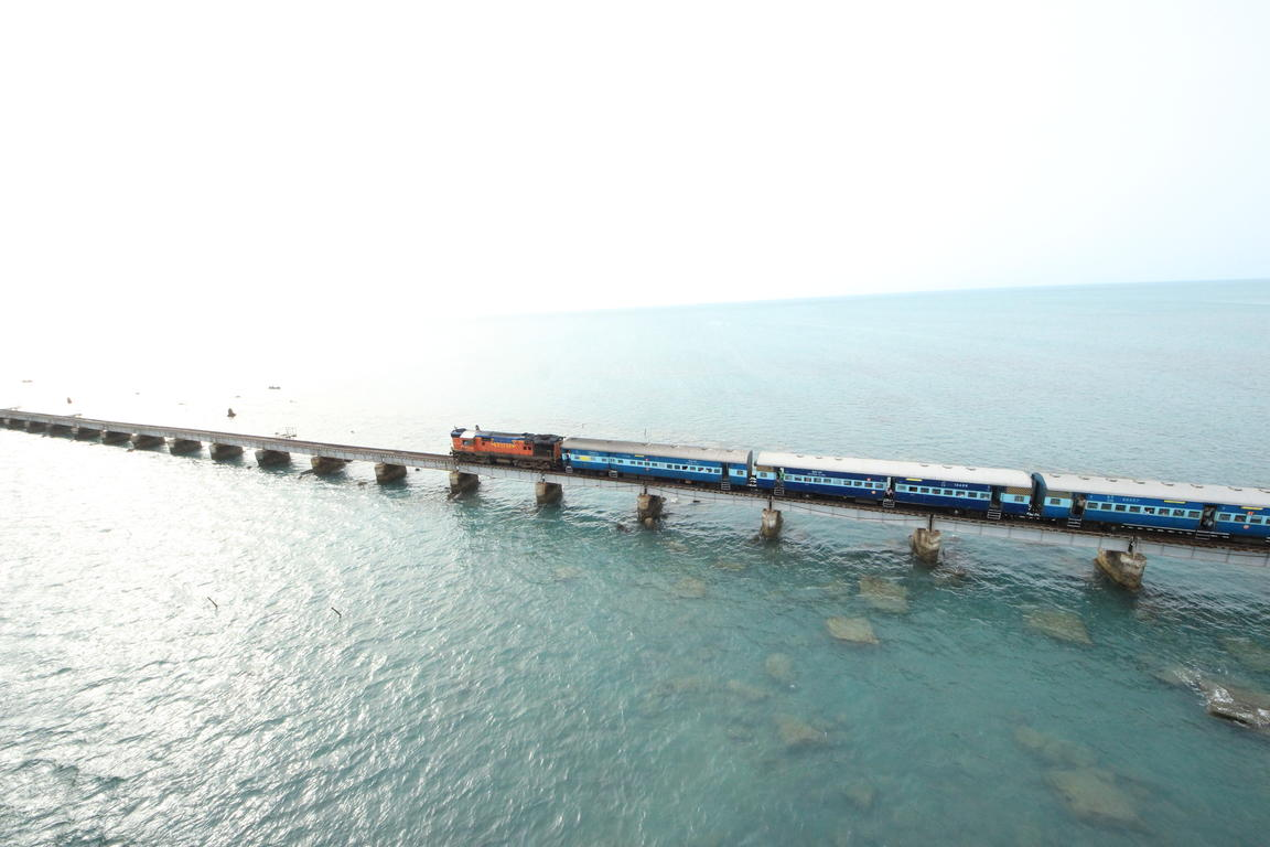 Photo of 8 Mesmerizing Train Journeys in India That Will Leave You Spellbound 5/8 by Disha Kapkoti